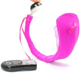 10 Speeds Remote Control Vibrating Underwear (LCD Screen)